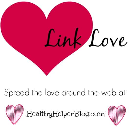 Link Love from Healthy Helper Blog