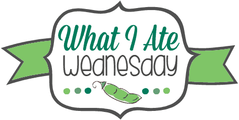 What I Ate Wednesday on Healthy Helper Blog
