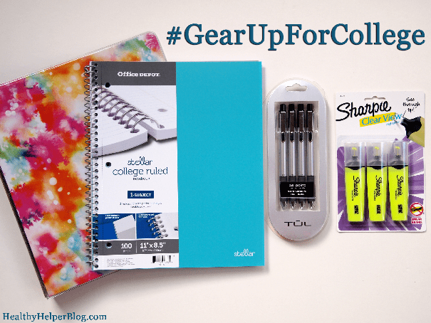 Office Depot Back to College Products