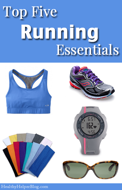 top-five-running-essentials