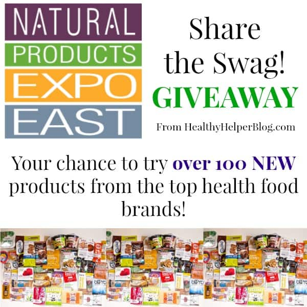 Share the Swag Expo East Giveaway