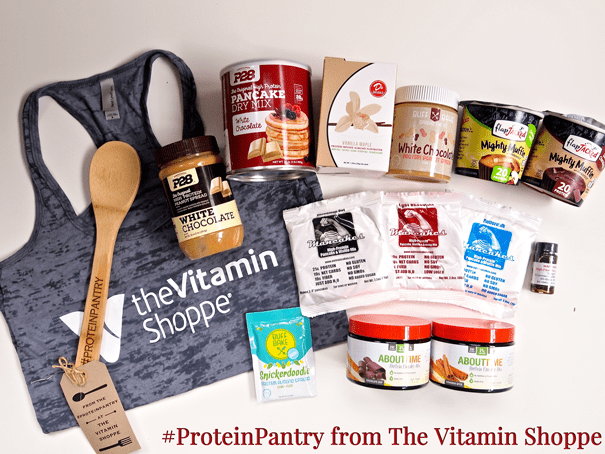Protein Pantry Products from The Vitamin Shoppe