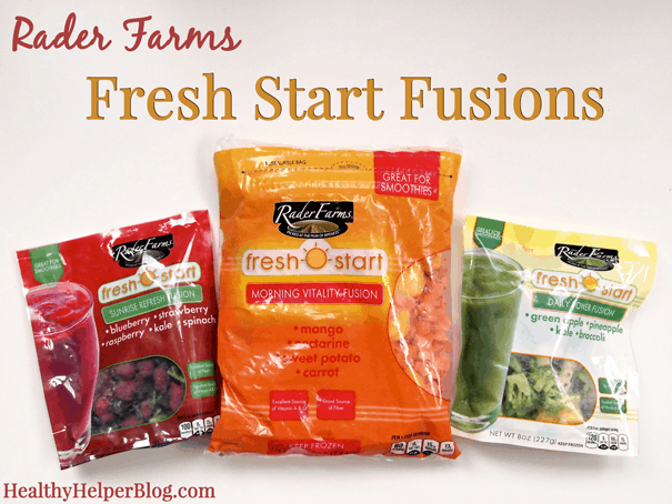 Fresh Start Fusions from Rader Farms