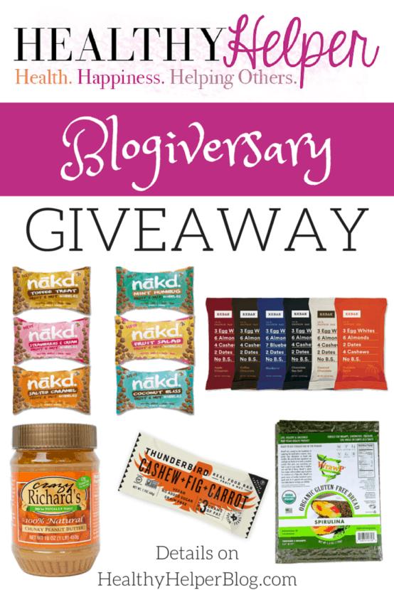 Healthy-Helper-Blogiversary-Giveaway