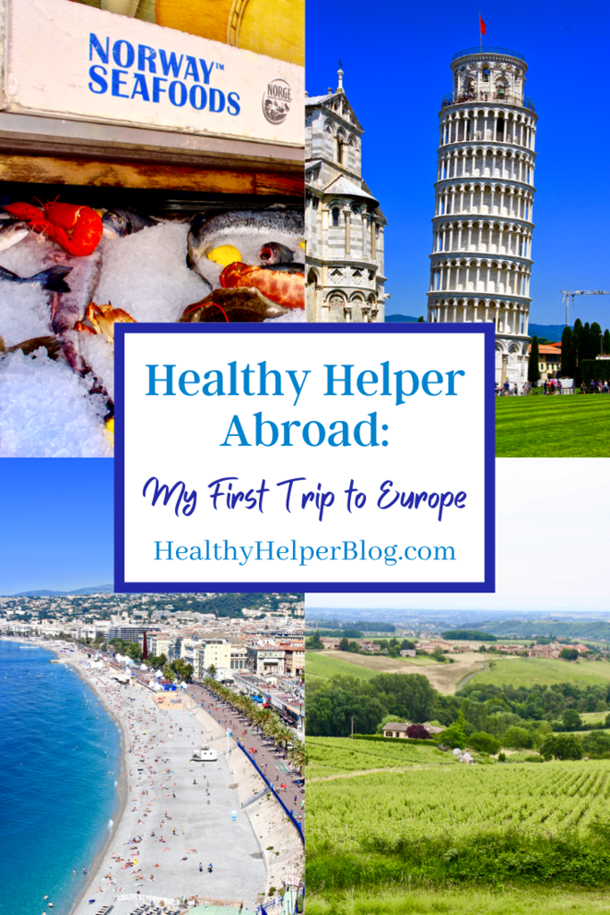 Healthy Helper Abroad: My First Trip to Europe | A detailed recap of the my first ever trip to Europe! 6 countries, 15 days, endless memories and unforgettable experiences.