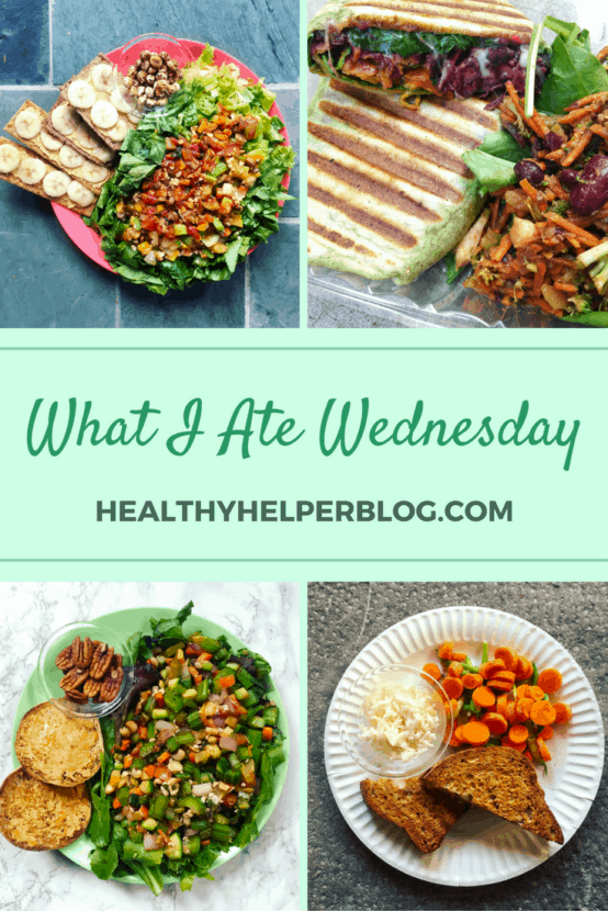 WIAW: Summer Eats & Treats | Healthy Helper @Healthy_Helper A recap of all the eats and treats I've been munching on lately! Yummy, healthy foods to inspire you in your own daily nutritional choices.