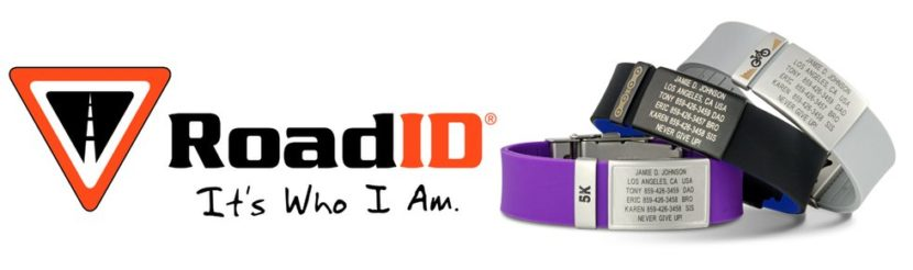 Road ID Bracelets
