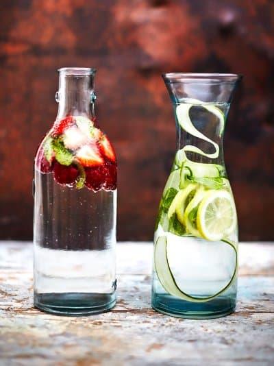 Lemon Lime Water | Healthy Helper @Healthy_Helper
