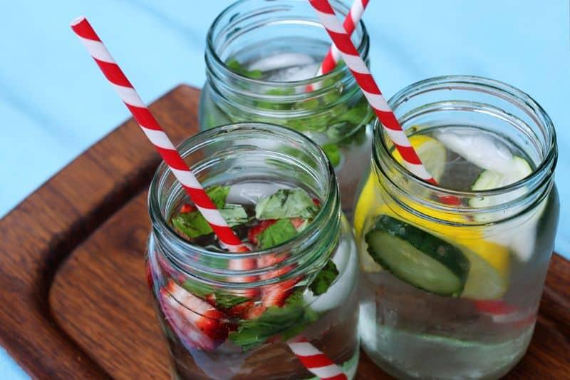 Strawberry Basil Water | Healthy Helper @Healthy_Helper