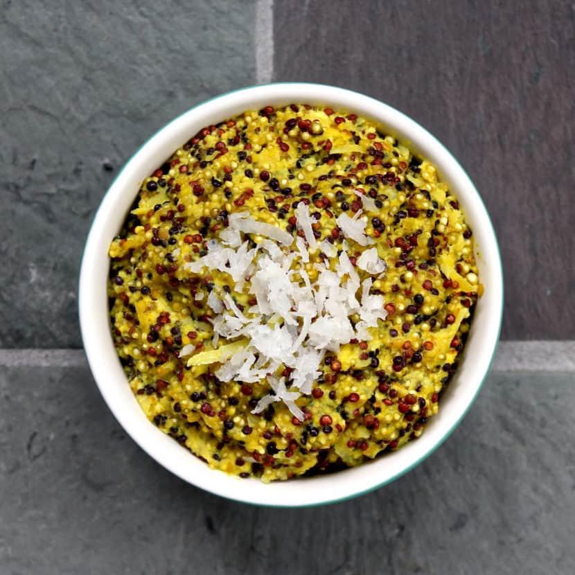 Coconut Curry Quinoa Risotto | Healthy Helper @Healthy_Helper