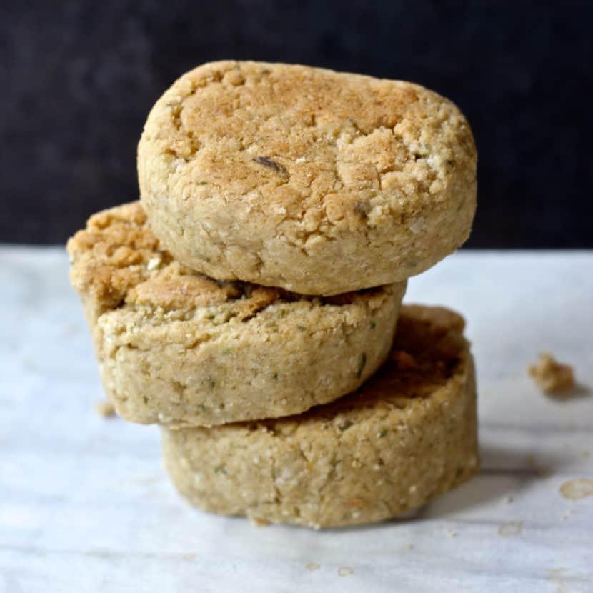 GF Potato Ranch Biscuits | Healthy Helper @Healthy_Helper