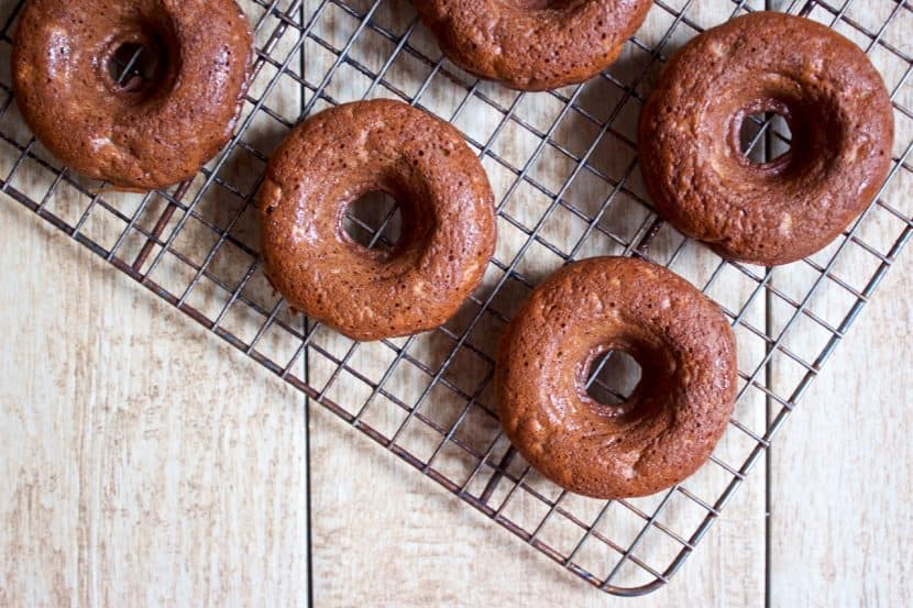 Chunky Monkey Donuts   Healthy Helper @Healthy_Helper