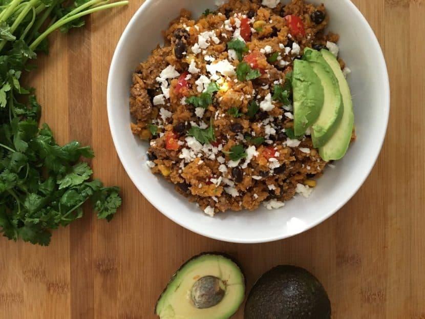Sweet Potato Rice Taco Bowls   Healthy Helper @Healthy_Helper