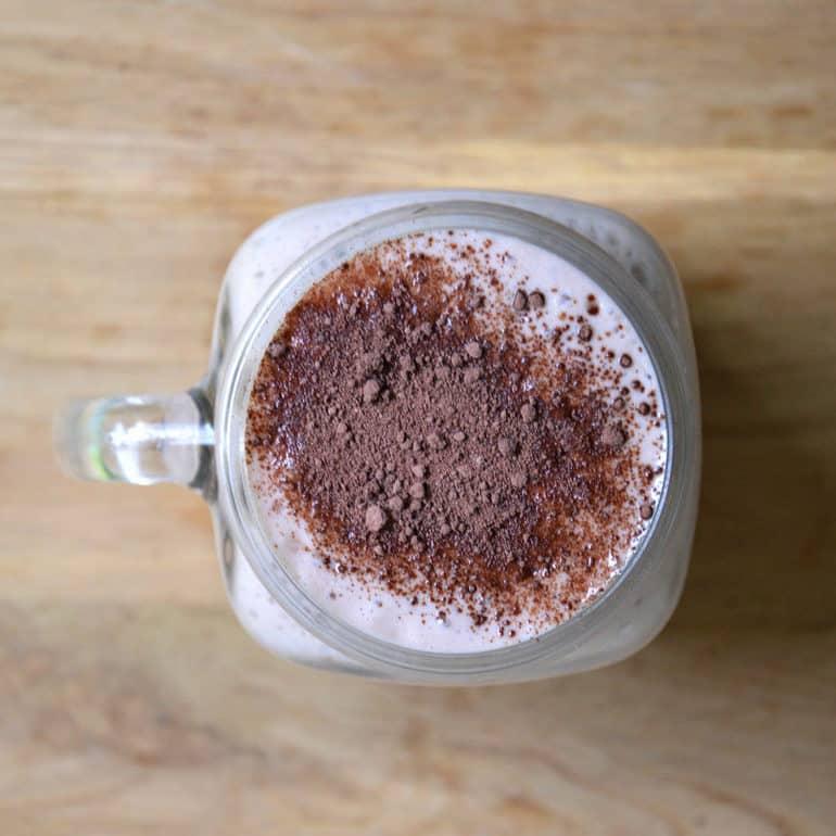 Cocoa Smoothie | Healthy Helper @Healthy_Helper