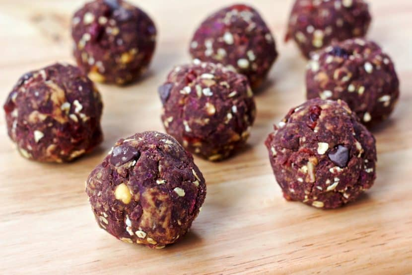 Chocolate Peanut Butter POWER Bites | Healthy Helper @Healthy_Helper Chocolate peanut butter deliciousness in a bite sized, energy boosting snack! These Chocolate Peanut Butter POWER Bites are jam-packed with protein, fiber, and healthy fats to keep you going all day long. They're vegan, gluten-free, have no added sugar, and are made with a secret SUPERFOOD.