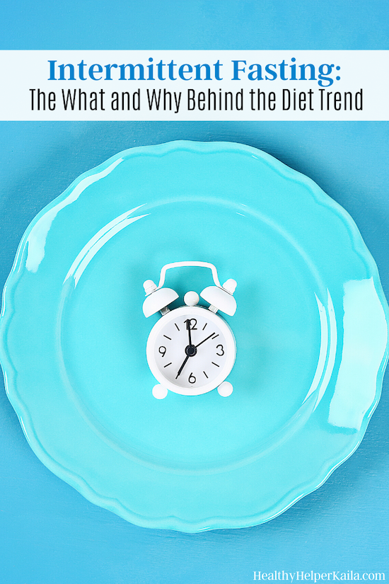 Intermittent Fasting | Everything you need to know about intermittent fasting before deciding if it's right for you! The 411 on the what and why behind this fast growing diet trend as well as firsthand accounts from people who have had experience with this eating style.