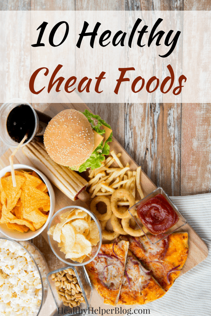 healthy diet and cheat days