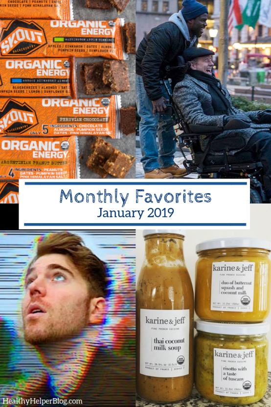 January Favorites: 2019   A roundup of my current favorite products, links, and things from around the web! Check out the list and find some new things to try for yourself.