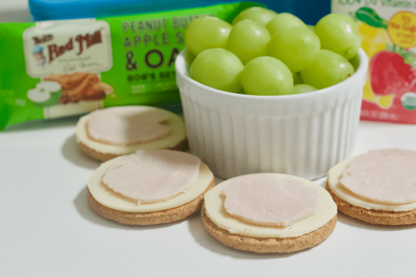 Grown-Up Lunchables | A more sophisticated version of your favorite childhood lunch! These Grown-Up Lunchables are made with wholesome, high quality ingredients unlike their processed counterparts and make for an easy, healthy lunch to take on the go.