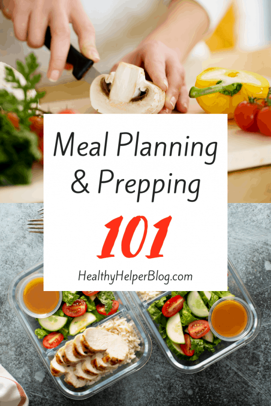Meal Planning & Prep 101 | Learn how to navigate the grocery store, pick out healthy goods, and cook wholesome meals for you and your family with help from me!