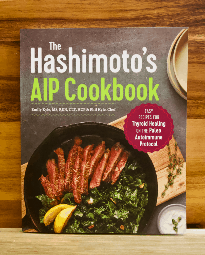 The Hashimoto's AIP Cookbook