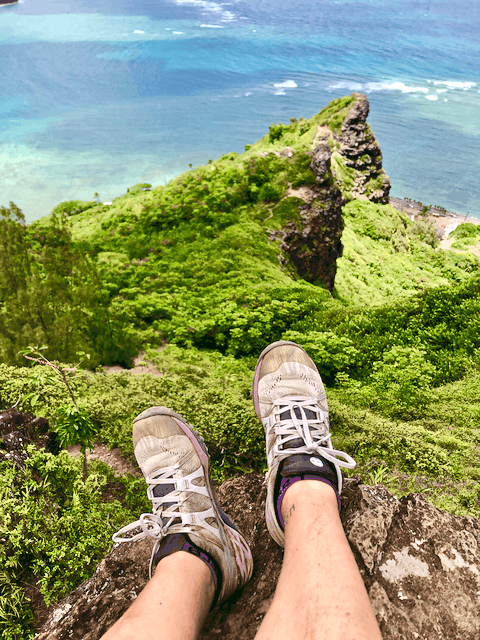 An Active Person's Guide to Visiting Oahu | An active person's guide to visiting Oahu! Where to stay, where to eat, what activities to do, and so much more to help you stay healthy and happy during your visit to the island.