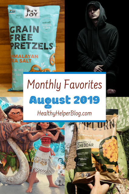 Monthly Favorites: August 2019   A roundup of my current favorite products, links, and things from around the web! Check out the list and find some new things to try for yourself.
