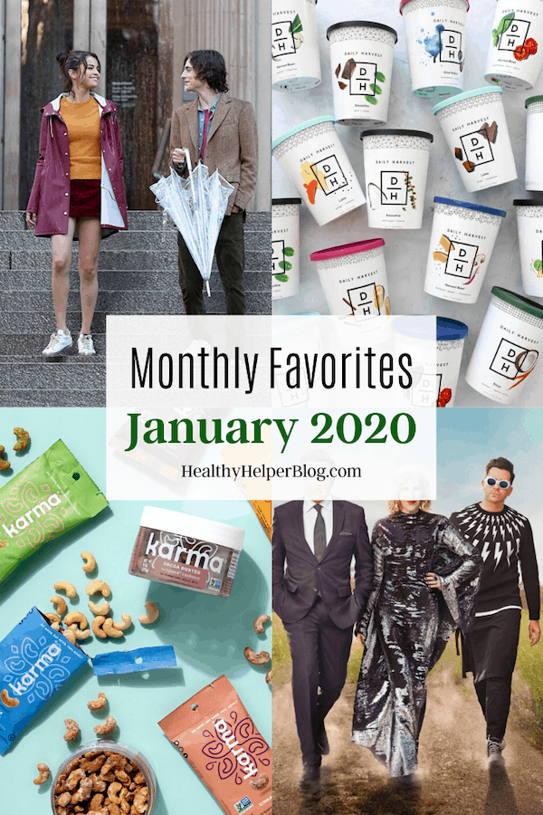Monthly Favorites: January 2020 | A roundup of my current favorite products, links, and things from around the web! Check out the list and find some new things to try for yourself.