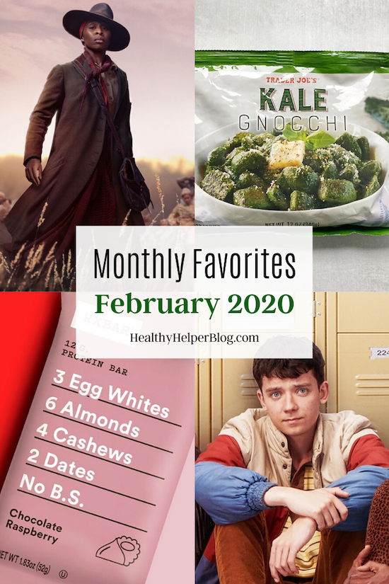 Monthly Favorites: February 2020 | A roundup of my current favorite products, links, and things from around the web! Check out the list and find some new things to try for yourself.