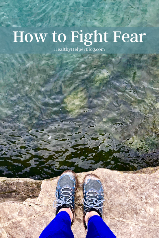 How to Fight Fear | Thoughts on fear, anxiety, worry, and how to conquer them daily! Don't let fear stop you from living life to its fullest.