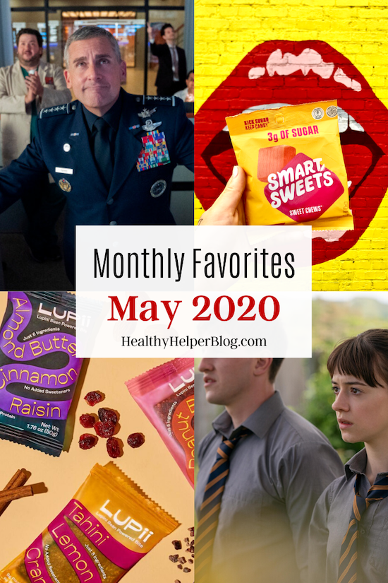 Monthly Favorites: May 2020 | A roundup of my current favorite products, links, and things from around the web! Check out the list and find some new things to try for yourself.