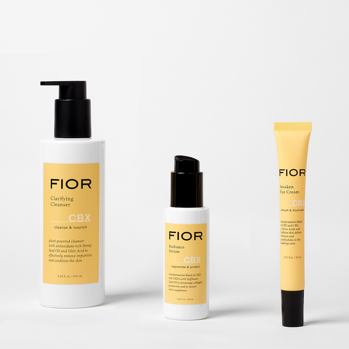 My experience with the FIOR ritual; an effective, clean skincare line that's made from plant-based ingredients and gentle on sensitive skin.