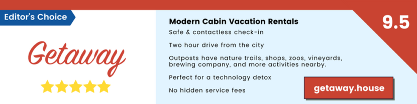 I Compared Airbnb, Getaway, VRBO, and Hipcamp to help you decide which you should choose for your next vacation!